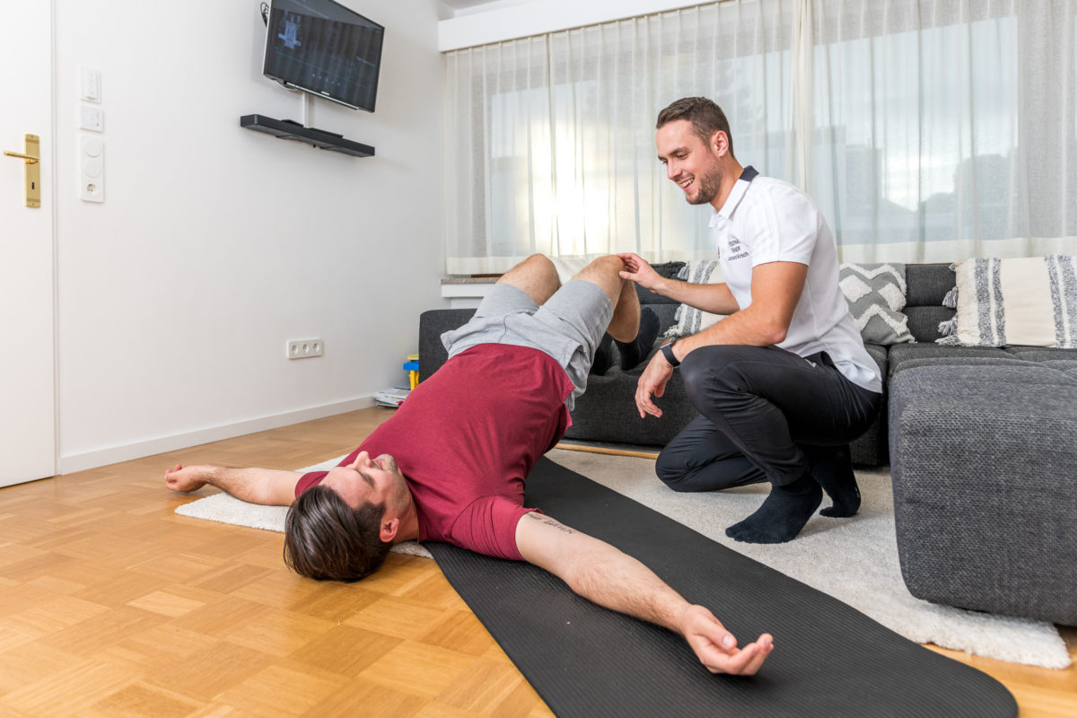 Personal Training Stuttgart Zuhause