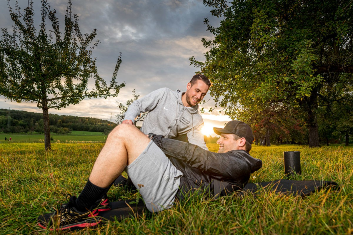 Outdoor Personal Training Stuttgart