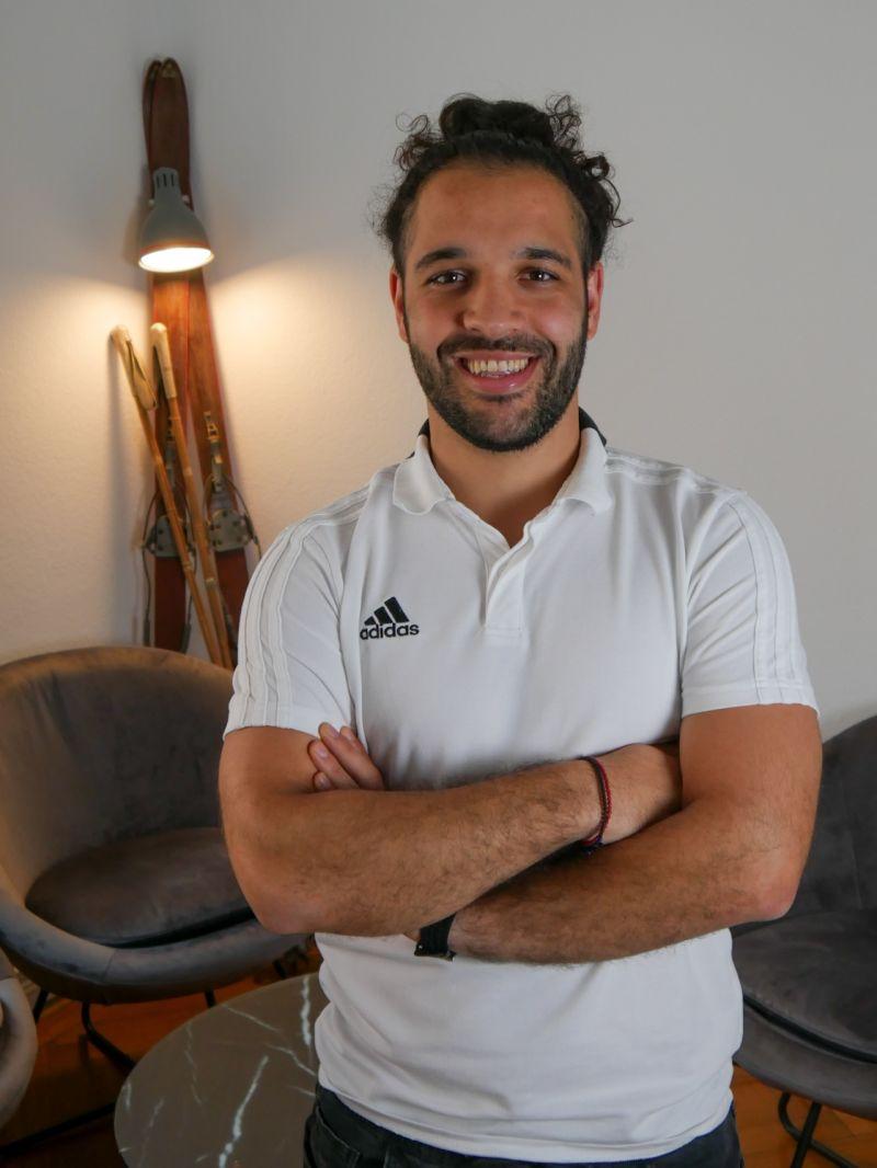 Yuri Simula Personal Trainer Suttgart